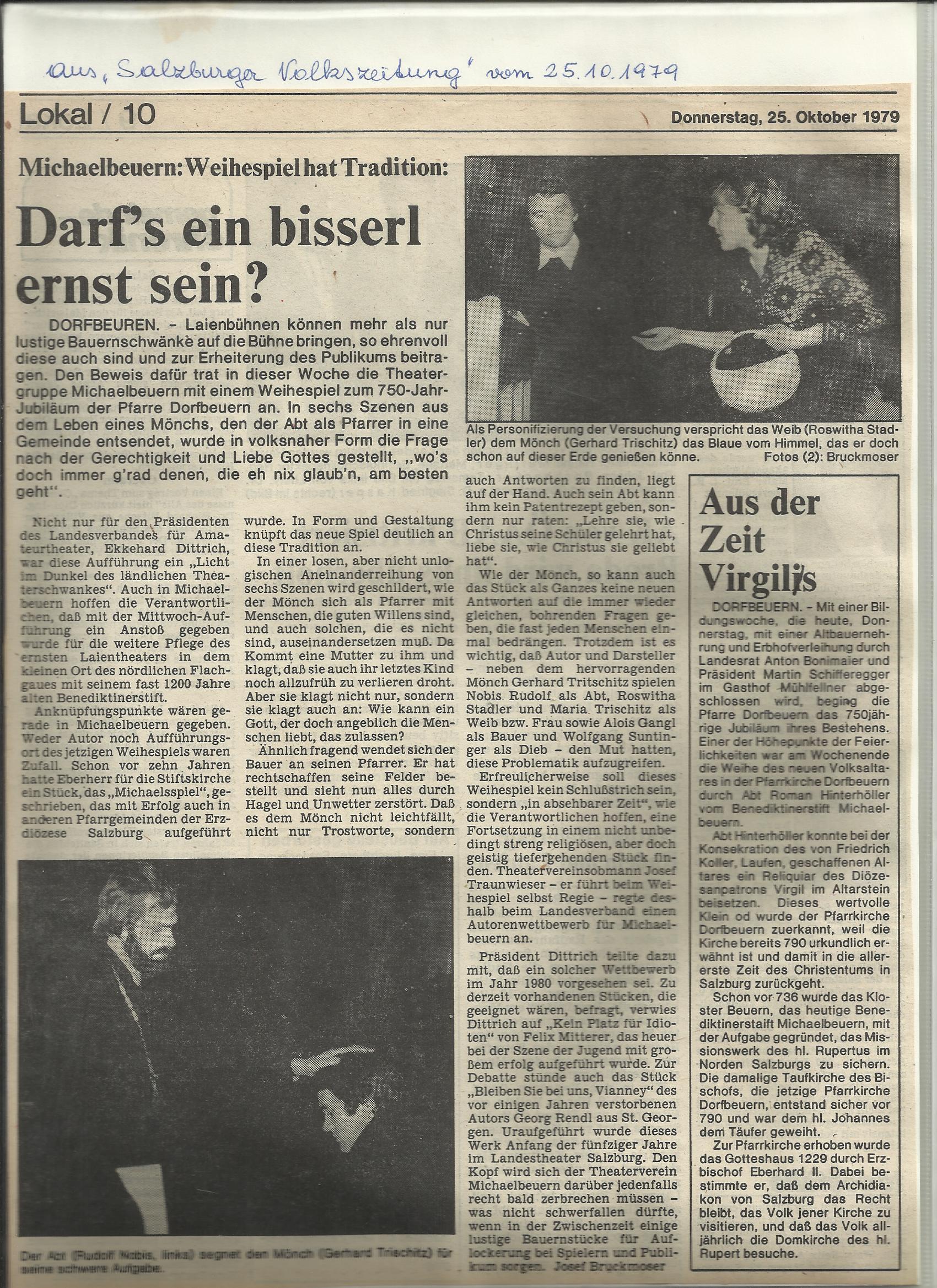 TV 1979 Weihespiel 750 Jahr Jubiläum0005