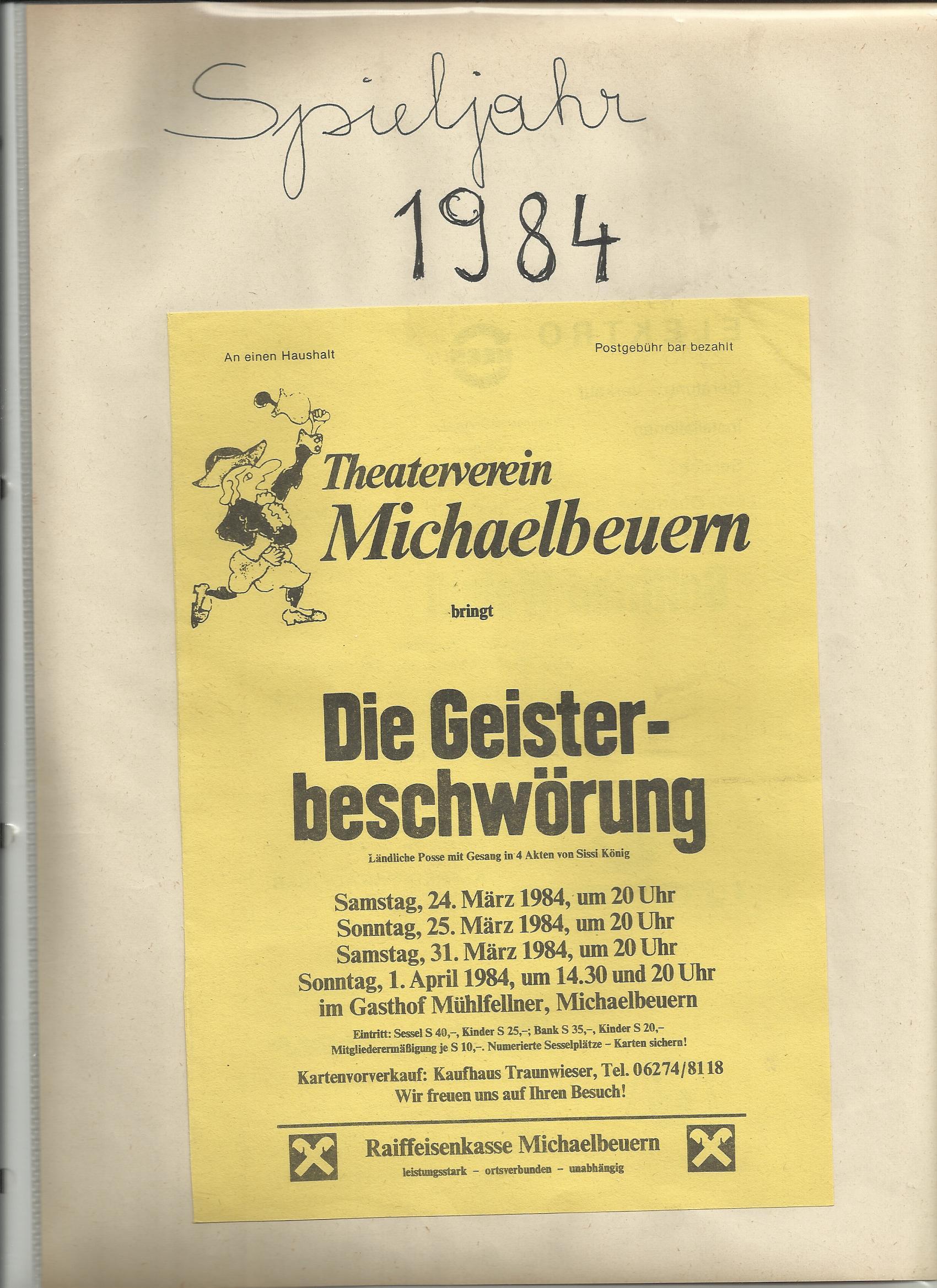 TV 1984 Die Geisterbewschwörung0001