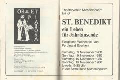 TV Benedikt 1980 für Chronik0001